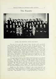 Page 11, 1941 Edition, Dedham High School - Reflections Yearbook (Dedham, MA) online yearbook collection