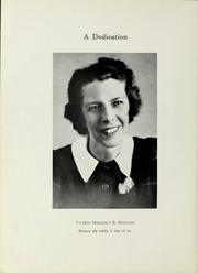 Page 8, 1941 Edition, Dedham High School - Reflections Yearbook (Dedham, MA) online yearbook collection