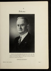 Page 7, 1946 Edition, Dedham High School - Reflections Yearbook (Dedham, MA) online yearbook collection
