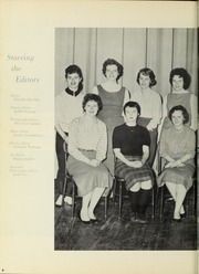 Page 10, 1959 Edition, Dedham High School - Reflections Yearbook (Dedham, MA) online yearbook collection