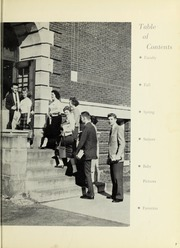 Page 11, 1959 Edition, Dedham High School - Reflections Yearbook (Dedham, MA) online yearbook collection