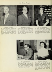 Page 16, 1959 Edition, Dedham High School - Reflections Yearbook (Dedham, MA) online yearbook collection
