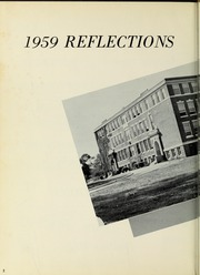 Page 6, 1959 Edition, Dedham High School - Reflections Yearbook (Dedham, MA) online yearbook collection