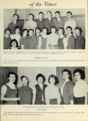 Page 9, 1959 Edition, Dedham High School - Reflections Yearbook (Dedham, MA) online yearbook collection