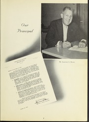 Page 11, 1960 Edition, Dedham High School - Reflections Yearbook (Dedham, MA) online yearbook collection