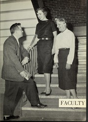 Page 13, 1960 Edition, Dedham High School - Reflections Yearbook (Dedham, MA) online yearbook collection