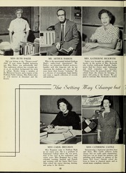 Page 14, 1960 Edition, Dedham High School - Reflections Yearbook (Dedham, MA) online yearbook collection