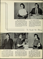 Page 16, 1960 Edition, Dedham High School - Reflections Yearbook (Dedham, MA) online yearbook collection
