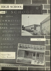 Page 7, 1960 Edition, Dedham High School - Reflections Yearbook (Dedham, MA) online yearbook collection