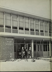 Page 8, 1960 Edition, Dedham High School - Reflections Yearbook (Dedham, MA) online yearbook collection