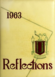 Page 1, 1963 Edition, Dedham High School - Reflections Yearbook (Dedham, MA) online yearbook collection