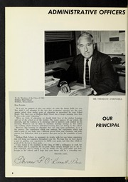 Page 10, 1963 Edition, Dedham High School - Reflections Yearbook (Dedham, MA) online yearbook collection