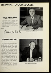 Page 11, 1963 Edition, Dedham High School - Reflections Yearbook (Dedham, MA) online yearbook collection