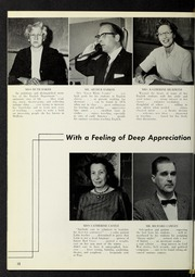 Page 14, 1963 Edition, Dedham High School - Reflections Yearbook (Dedham, MA) online yearbook collection