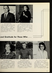 Page 15, 1963 Edition, Dedham High School - Reflections Yearbook (Dedham, MA) online yearbook collection