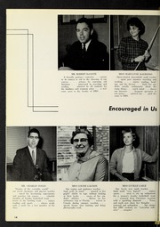 Page 16, 1963 Edition, Dedham High School - Reflections Yearbook (Dedham, MA) online yearbook collection