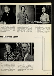 Page 17, 1963 Edition, Dedham High School - Reflections Yearbook (Dedham, MA) online yearbook collection