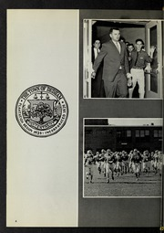 Page 6, 1963 Edition, Dedham High School - Reflections Yearbook (Dedham, MA) online yearbook collection