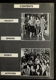 Page 7, 1963 Edition, Dedham High School - Reflections Yearbook (Dedham, MA) online yearbook collection