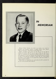 Page 8, 1963 Edition, Dedham High School - Reflections Yearbook (Dedham, MA) online yearbook collection