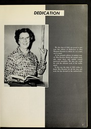 Page 9, 1963 Edition, Dedham High School - Reflections Yearbook (Dedham, MA) online yearbook collection