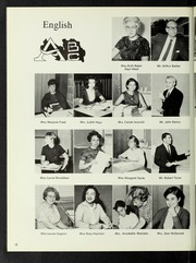 Page 16, 1969 Edition, Dedham High School - Reflections Yearbook (Dedham, MA) online yearbook collection