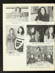 Page 10, 1972 Edition, Dedham High School - Reflections Yearbook (Dedham, MA) online yearbook collection
