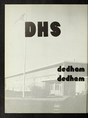 Page 6, 1972 Edition, Dedham High School - Reflections Yearbook (Dedham, MA) online yearbook collection