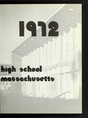 Page 7, 1972 Edition, Dedham High School - Reflections Yearbook (Dedham, MA) online yearbook collection
