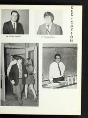 Page 9, 1972 Edition, Dedham High School - Reflections Yearbook (Dedham, MA) online yearbook collection