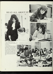 Page 156, 1982 Edition, Dedham High School - Reflections Yearbook (Dedham, MA) online yearbook collection