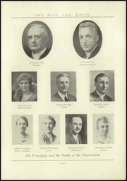 Page 11, 1939 Edition, Classical High School - Blue and White Yearbook (Springfield, MA) online yearbook collection