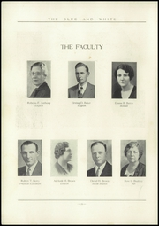 Page 12, 1939 Edition, Classical High School - Blue and White Yearbook (Springfield, MA) online yearbook collection