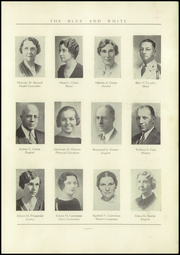 Page 13, 1939 Edition, Classical High School - Blue and White Yearbook (Springfield, MA) online yearbook collection