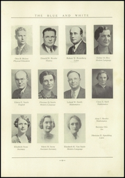 Page 15, 1939 Edition, Classical High School - Blue and White Yearbook (Springfield, MA) online yearbook collection