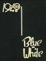 Page 1, 1948 Edition, Classical High School - Blue and White Yearbook (Springfield, MA) online yearbook collection