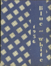 1956 Edition, Classical High School - Blue and White Yearbook (Springfield, MA)
