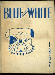 1957 Edition, Classical High School - Blue and White Yearbook (Springfield, MA)