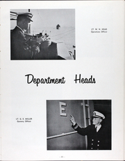 Page 14, 1962 Edition, Gyatt (DDG 1) - Naval Cruise Book online yearbook collection