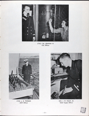 Page 16, 1962 Edition, Gyatt (DDG 1) - Naval Cruise Book online yearbook collection