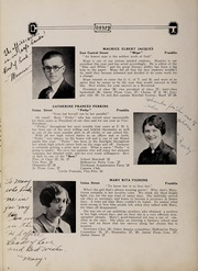 Page 22, 1928 Edition, Franklin High School - Oskey Yearbook (Franklin, MA) online yearbook collection