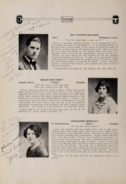 Page 24, 1928 Edition, Franklin High School - Oskey Yearbook (Franklin, MA) online yearbook collection