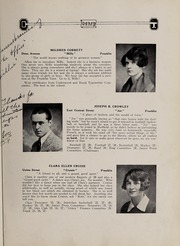 Page 27, 1928 Edition, Franklin High School - Oskey Yearbook (Franklin, MA) online yearbook collection