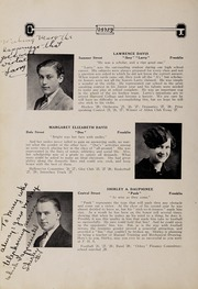 Page 28, 1928 Edition, Franklin High School - Oskey Yearbook (Franklin, MA) online yearbook collection