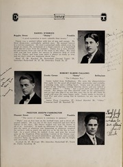 Page 29, 1928 Edition, Franklin High School - Oskey Yearbook (Franklin, MA) online yearbook collection