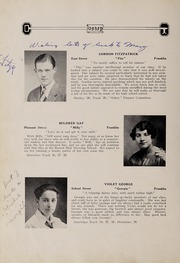 Page 30, 1928 Edition, Franklin High School - Oskey Yearbook (Franklin, MA) online yearbook collection