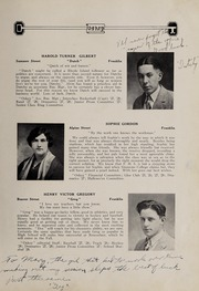 Page 31, 1928 Edition, Franklin High School - Oskey Yearbook (Franklin, MA) online yearbook collection