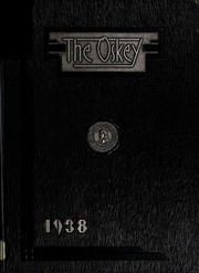 Page 1, 1938 Edition, Franklin High School - Oskey Yearbook (Franklin, MA) online yearbook collection