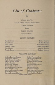 Page 10, 1938 Edition, Franklin High School - Oskey Yearbook (Franklin, MA) online yearbook collection