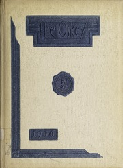 Franklin High School - Oskey Yearbook (Franklin, MA) online yearbook collection, 1950 Edition, Page 1